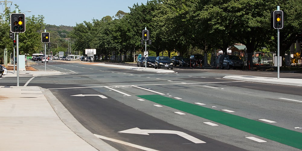 Dickson Intersections Upgrade
